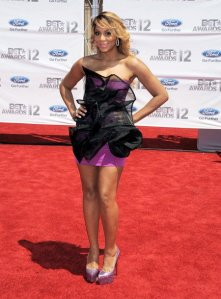Photo: BET Awards 2012/ AceShowbiz.com
