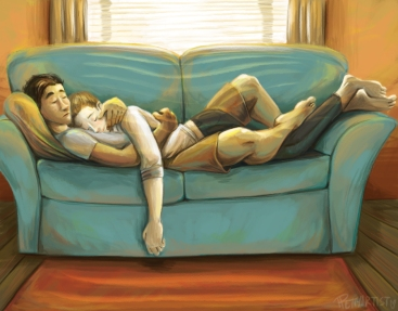 Photo Credit:  Sunny Day Snuggling by pettyartist via http://pettyartist.deviantart.com