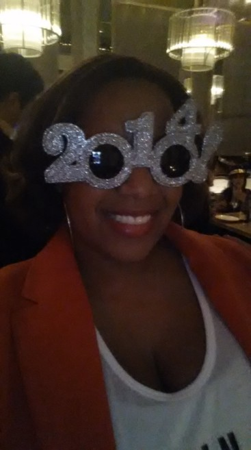 Me on New Year's Eve!!